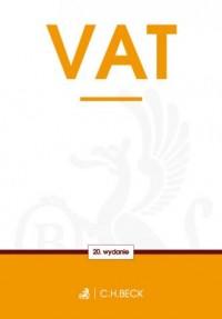VAT - Wydawnictwo - okładka książki