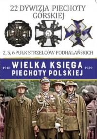 Dywizja Piechoty Górskiej. 2,5,6 - okładka książki