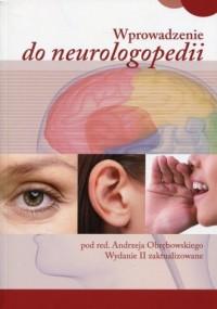 Wprowadzenie do neurologopedii - okładka książki