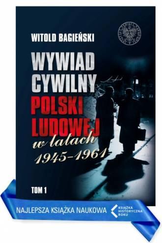 Wywiad cywilny Polski Ludowej w - okładka książki