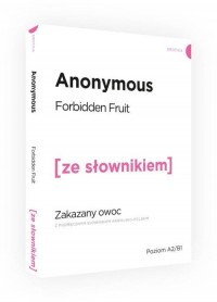 Zakazany owoc - wersja angielska - okładka podręcznika