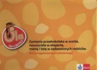 Żyrafa Ola Zestaw przedszkolaka - okładka podręcznika