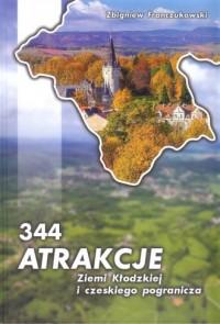 344 Atrakcje Ziemi Kłodzkiej i - okładka książki