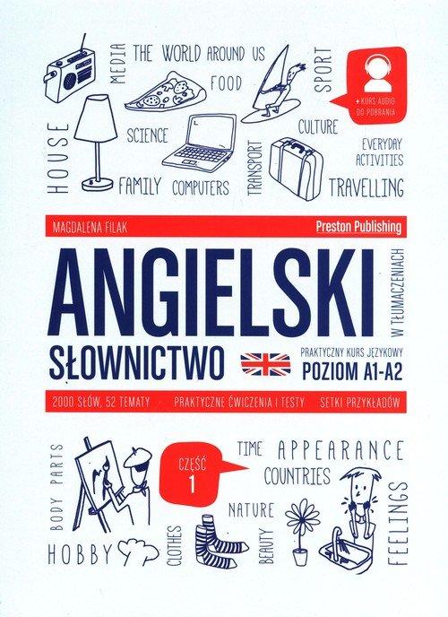 Angielski. Słownictwo praktyczny - okładka podręcznika