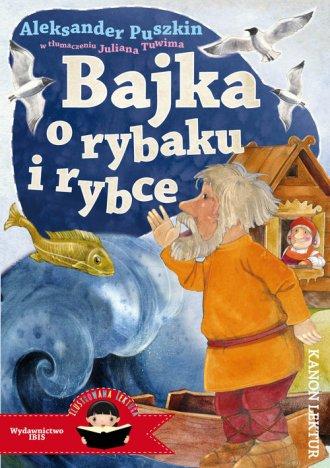 Bajka o rybaku i rybce - okładka podręcznika