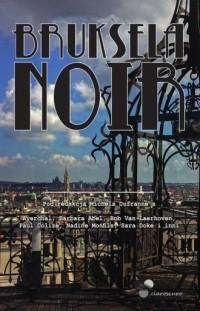 Bruksela Noir - okładka książki