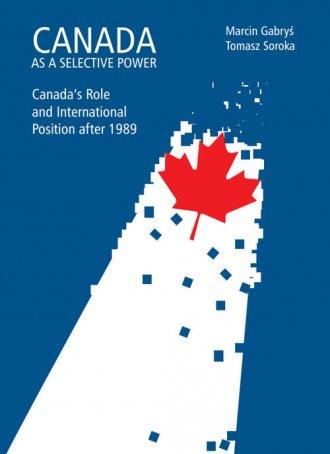 Canada as a selective power. Canadas - okładka książki