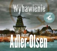 CD MP3 Wybawienie - Jussi Adler-Olsen - pudełko audiobooku