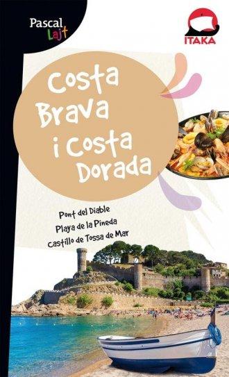 Costa Brava i Costa Dorada. Pascal - okładka książki