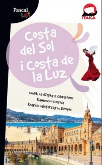 Costa del sol i Costa de la Luz. Pascal Lajt - okładka książki