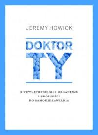 Doktor Ty. O wewnętrznej sile organizmu - okładka książki