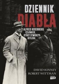 Dziennik diabła - David Kinney - okładka książki