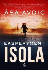 Eksperyment Isola - okładka książki
