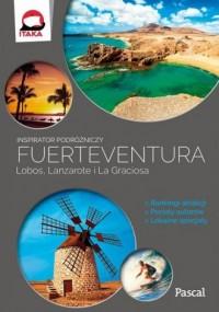 Fuertaventura Lobos Lanzarote i - okładka książki