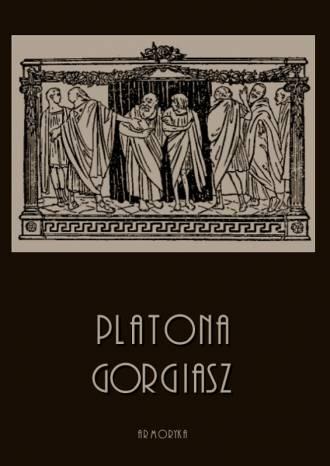 Gorgiasz - okładka książki