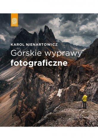 Górskie wyprawy fotograficzne - okładka książki