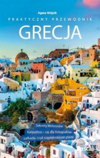 Grecja. Praktyczny przewodnik - - okładka książki