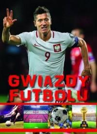 Gwiazdy futbolu - P. Szymanowski - okładka książki