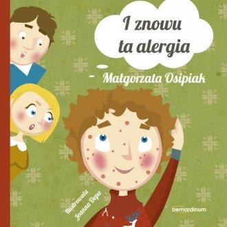 I znowu ta alergia - okładka książki