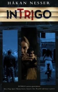 Intrigo - okładka książki