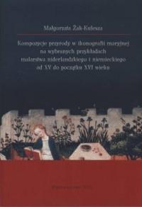 Kompozycje przyrody w ikonografii - okładka książki
