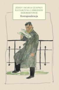 Korespondencja Czapscy - okładka książki