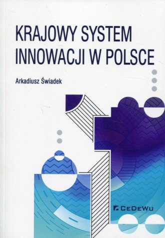 Krajowy system innowacji w Polsce - okładka książki