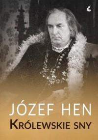 Królewskie sny - okładka książki