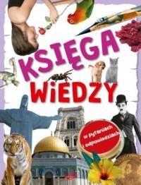 Księga wiedzy - okładka książki