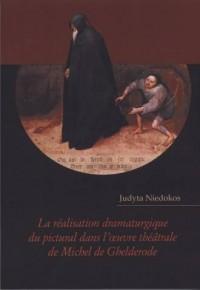 La réalisation dramaturgique du - okładka książki