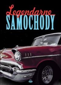 Legendarne samochody - P. Szymanowski - okładka książki