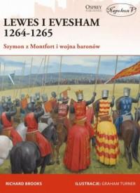 Lewes i Evesham 1264-1265. Szymon - okładka książki