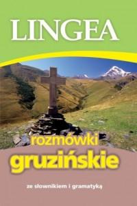 Lingea rozmówki gruzińskie. ze słownikiem i gramatyką - okładka podręcznika
