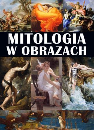 Mitologia w obrazach - okładka książki