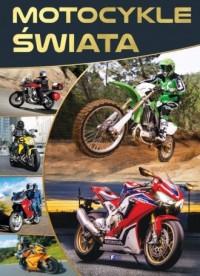Motocykle świata - Wydawnictwo - okładka książki