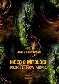 Nieco o mitologii polskiej i słowiańskiej - okładka książki