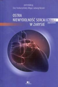 Ostra niewydolność serca w zarysie - okładka książki
