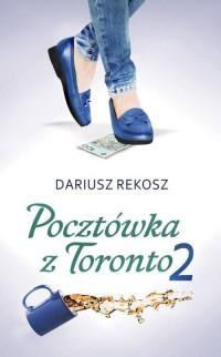 Pocztówka z Toronto 2 - okładka książki