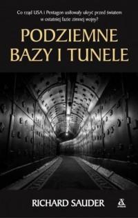 Podziemne bazy i tunele - Richard - okładka książki