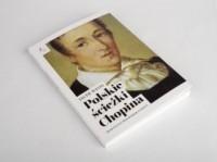Polskie ścieżki Chopina - okładka książki