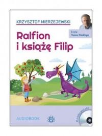 Ralfion i książę Filip - Krzysztof - pudełko audiobooku