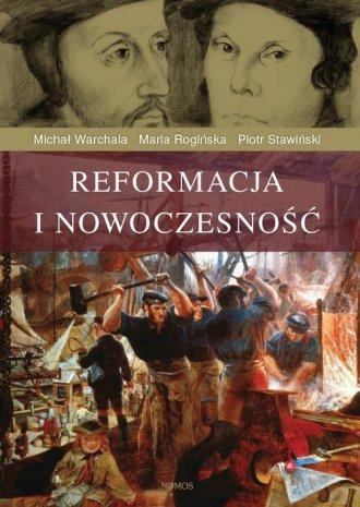 Reformacja i nowoczesność - okładka książki