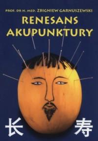 Renesans akupunktury - okładka książki