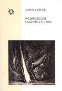 Rozproszone gniazda czułości - okładka książki