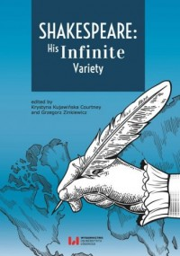 Shakespeare: His Infinite Variety - okładka książki