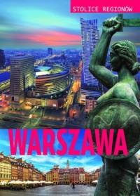 Stolice regionów. Warszawa - okładka książki