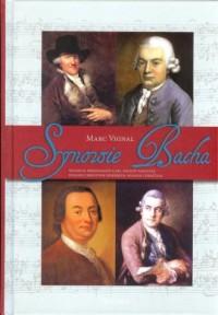 Synowie Bacha - Marc Vignal - okładka książki