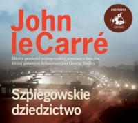 Szpiegowskie dziedzictwo - John - pudełko audiobooku
