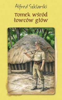 Tomek wśród łowców głów - okładka książki
