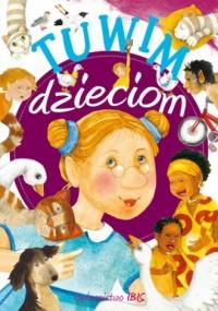 Tuwim dzieciom - okładka książki